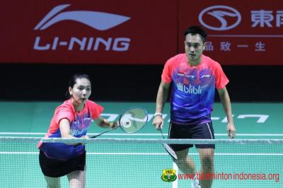Jadwal Wakil Indonesia di Final Thailand Masters 2020