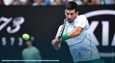 Lolos ke Perempatfinal, Djokovic Akui Kualitas Permainan Schwartzman