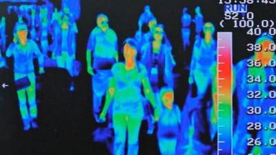 Intip Teknologi Thermal Scanner untuk Cegah Penyebaran Virus Korona