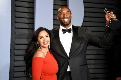 Perjalanan Kisah Cinta 21 Tahun Kobe Bryant dan Vanessa hingga Maut Memisahkan