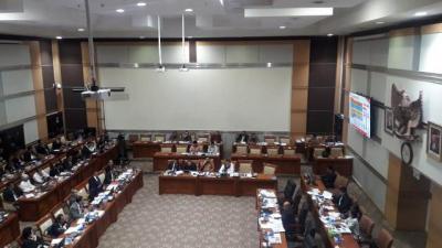RDP dengan DPR, KPK Bantah Sebut Harun Masiku di Singapura