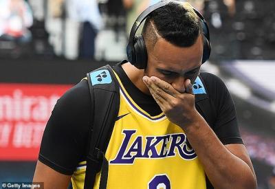 Tribute Nick Kyrgios untuk Kobe Bryant Tak Berujung Manis