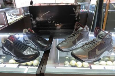 5 Sneakers Kobe Bryant Paling Langka Sepanjang Masa