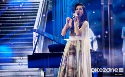Aksi Panggung Tuai Kritik, Mirabeth Kandas di Top 6 Indonesian Idol