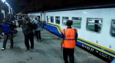 Turun 11%, Subsidi Kereta Perintis Hanya Rp159,2 Miliar