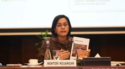 Sri Mulyani: Menteri Keuangan Boleh Serak tapi APBN Tak Boleh Serak