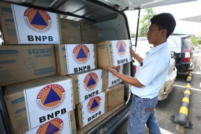 BNPB: Bantuan Masker Upaya Pencegahan dan Dukungan Moral bagi WNI di China