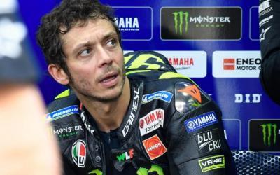 Rossi Kirim Sinyal Bertahan di Yamaha pada MotoGP 2021