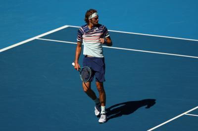 Tumbangkan Wawrinka, Zverev ke Semifinal Australia Open 2020