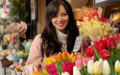 Liburan ke Jepang, Pose Cantik Asmirandah Bikin Hati Adem