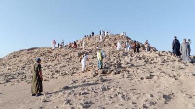 Sepupu Jabal Uhud