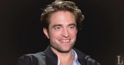 Penampakan Perdana Robert Pattinson sebagai Batman