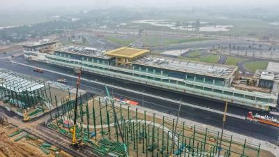China Ditunda Akibat Virus Korona, F1 GP Vietnam 2020 Diharapkan Jalan Terus