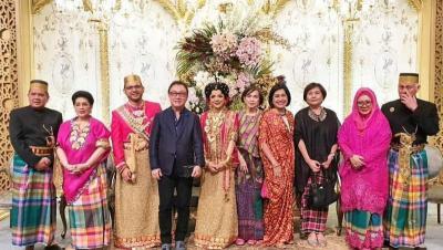 Intip Ritual Mappacci, Rangkaian Pernikahan Danny Rukmana dan Raiyah Chitra Caesari