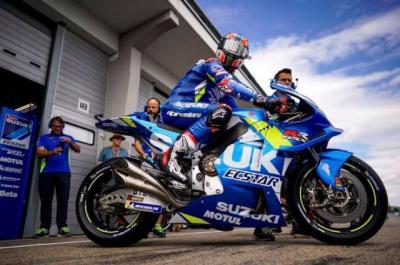 Rins Yakin Suzuki Mampu Bersaing untuk Gelar Juara