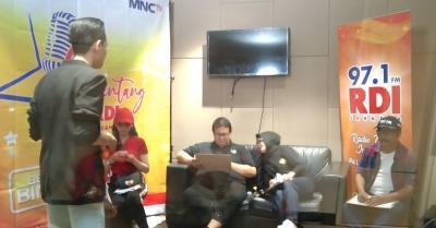 30 Peserta Audisi Bintang RDI, Bersaing untuk Bisa Tampil di MNCTV