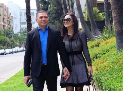 Raul Lemos Pastikan Rumah Tangga dengan Krisdayanti Baik-Baik Saja