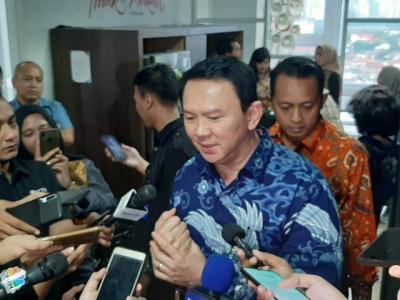 Ahok Beberkan Alasannya Pilih PDIP Dibandingkan Parpol Lain