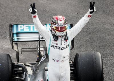 Hamilton Bicara soal Masa Depannya di F1