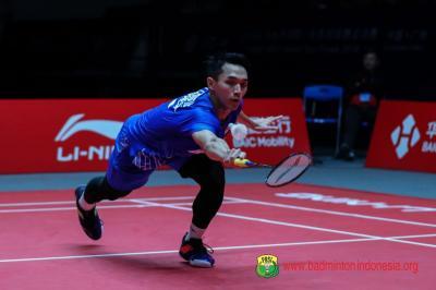 Alasan Jonatan Gagal Sumbang Poin di Final Kejuaraan Beregu Asia 2020