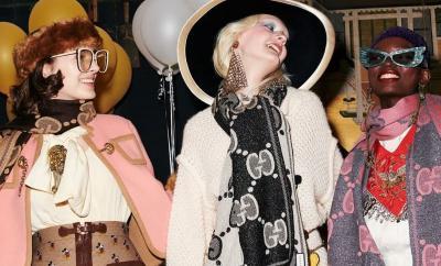 Lahir saat Perang Dunia Ke-II, Ini Napak Tilas Gucci