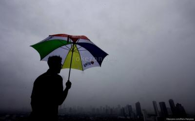 Ramalan Cuaca Jakarta: Pagi Berawan, Siang Hujan Ringan