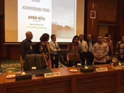 Sri Mulyani Akui Ekonomi Indonesia Tertekan karena Virus Korona