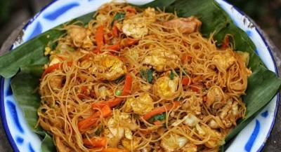 Resep Bihun Goreng Ayam, Masakan Praktis di Pagi Hari