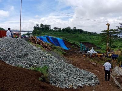 Korlantas Polri Siapkan Rekayasa Lalin Imbas Longsor di Tol Cipularang