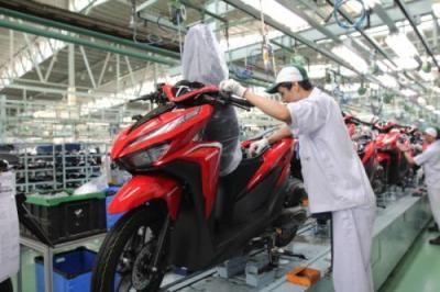 Pasar Sepeda Motor Asia Tenggara Tumbuh, Indonesia Terbesar