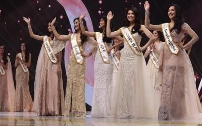 Persaingan Semakin Ketat, Inilah 5 Besar Finalis Miss Indonesia 2020