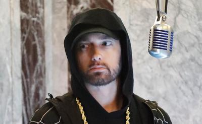Lirik Lagu Godzilla dari Eminem