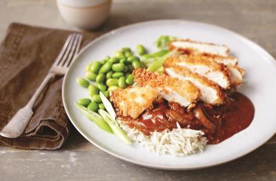 Resep Makan Malam Chicken Katsu, Gurihnya Bikin Ketagihan!