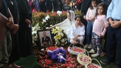 Makna Senyum Jenazah Ashraf Sinclair, Insya Allah Husnul Khatimah