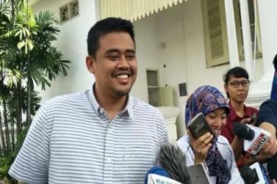 Bobby Nasution Sambangi Fraksi Gerindra di DPR RI, Bahas Apa?