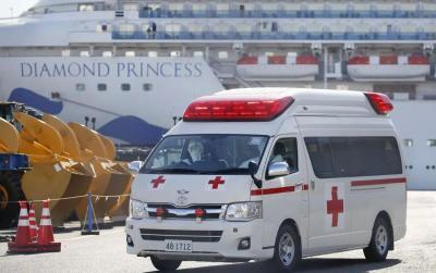 Kemenkes Soroti Cepatnya Penularan COVID-19 di Kapal Pesiar Diamond Princess