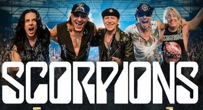 Powerslaves Tampil Satu Panggung dengan Scorpions dan Whitesnake