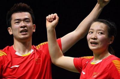 Tak Terinfeksi Virus Korona, Pebulu Tangkis China Siap Berlaga di Turnamen Eropa