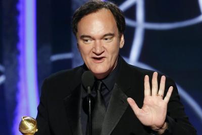 Sutradara Quentin Tarantino Dikaruniai Anak Pertama di Usia 56 Tahun