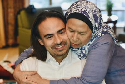 Masih Dirundung Duka, Ini Ungkapan Pilu Ibunda Ashraf Sinclair
