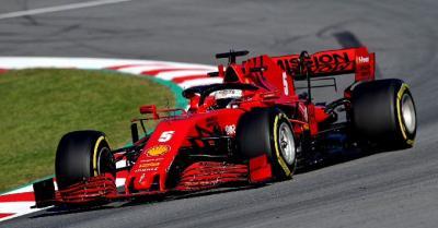 Hasil Tes Pramusim F1 Barcelona 2020 Bikin Ferrari Pesimis
