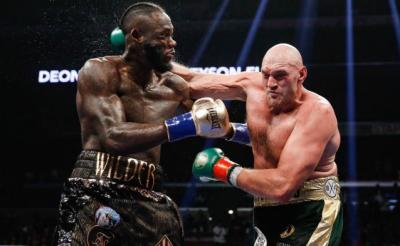 Tyson Fury Akui Deontay Wilder Bukan Lawan yang Mudah