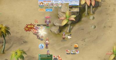 Game Ragnarok Frontier Usung MMORPG dengan Konsep Idle