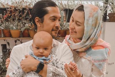 Kembali ke Indonesia, Kimberly Ryder Gelar Akikah Sang Putra