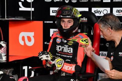 Aleix Espargaro Kesal dengan Sikap Iannone yang Dianggap Tak Hormati Tim