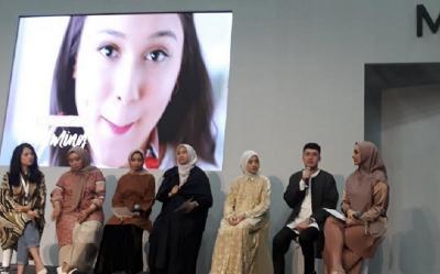 Muffest 2020 Hadirkan Busana Muslim, Terinspirasi dari Tren Warna Makeup