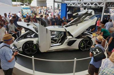 Mengenal Teknologi Transmisi Khusus Supercar Buatan Swedia