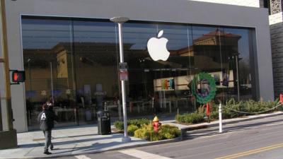 Sempat Ditutup, Sebagian Toko Apple Kembali Buka di China