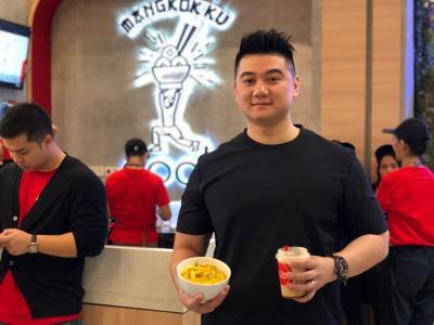 Takut Mual Usai Makan Kari, Chef Arnold Sarankan Minum Teh Segar