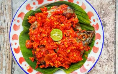 Resep Masakan Rumahan, Ikan Tongkol Sambalado Lezatnya Nendang